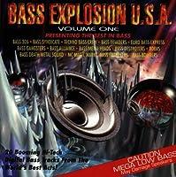 Bass Explosion Usa Vol.1