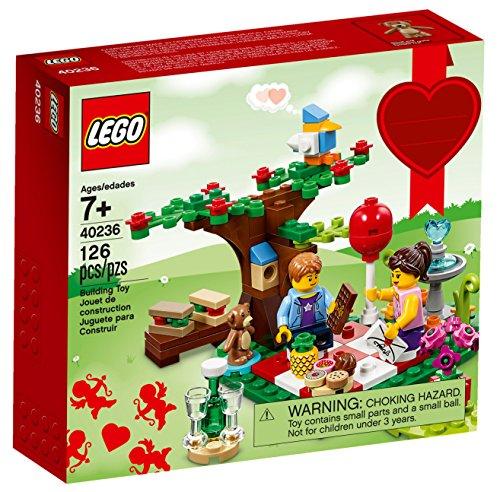 レゴ(LEGO ) バレンタイン・ピクニック(40236)