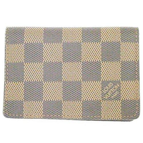 Louis Vuitton(ルイヴィトン) ダミエ ポルト2カルトヴェルティカルN60533 小物 [中古]
