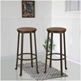 Glitzhome bar stools, Chairs