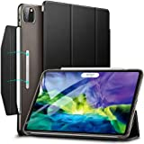 ESR Yippee Trifold Smart Case for iPad Pro 11 2020 & 2018, Lightweight Stand Case with Clasp, Auto Sleep/Wake [Supports Apple