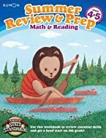 Summer Review & Prep Math and Reading Grade 4-5 (Kumon Summer Review & Prep)