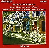 デンマーク木管五重奏のための音楽 (Music for Wind Quintet)