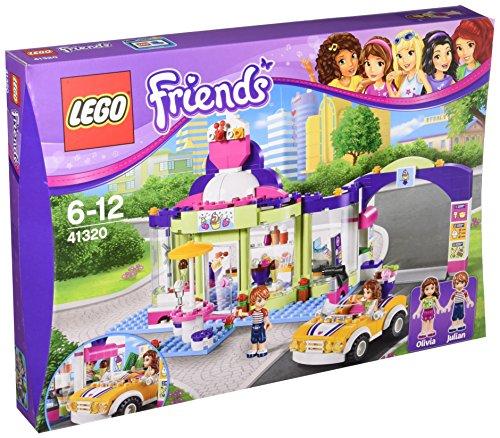 レゴ(LEGO)フレンズ フローズンヨーグルトショップ 41320