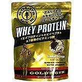 GOLD's GYM ゴールドジム ホエイプロテイン クッキー&クリーム風味 720g F5872