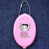 ラバーコインケース ベティブープ Betty Boop(ピンク) RCC-BB5