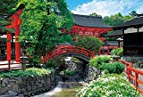 1053ピース ジグソーパズル 古都京都の文化財II-下鴨神社 スーパースモールピース (26x38cm)