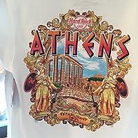 新しいハードロックカフェHRC ATHENS ( Greece ) City TeeホワイトTシャツ XL ホワイト