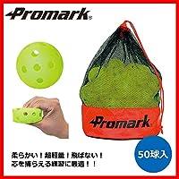 日用品 スポーツ 関連商品 バッティングトレーナー練習球 50球入 HTB-50