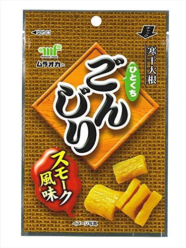 ひとくちごんじり スモーク風味 35g