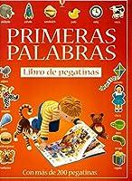 Primeras Palabras Libro De Pegatinas (Titles in Spanish)
