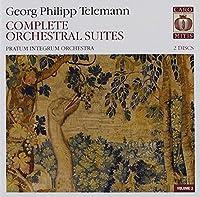 Complete Orchestral Suites Vol. 2