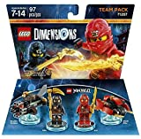 Best LEGO PCゲーム - Ninjago Team Pack - LEGO Dimensions by Warner Review