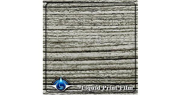 Natural Wood Print Dip Stick Hydrographic Film