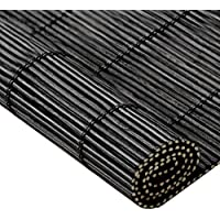 WENZHE 竹屏幕 竹スクリーン ウッドブラインド 持ち上げることができます パーティション 陰影 通気性のある ホーム バルコニー 内部/外部設置、 竹、 3色 オプション (色 : 3#, サイズ さいず : 60x180CM)