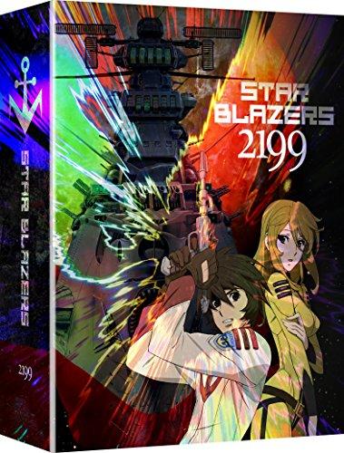 Star Blazers: Space Battleship Yamato 2199 - Part One [Blu-ray]