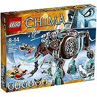 レゴ (LEGO) チーマ マウラのアイス?マンモス 70145