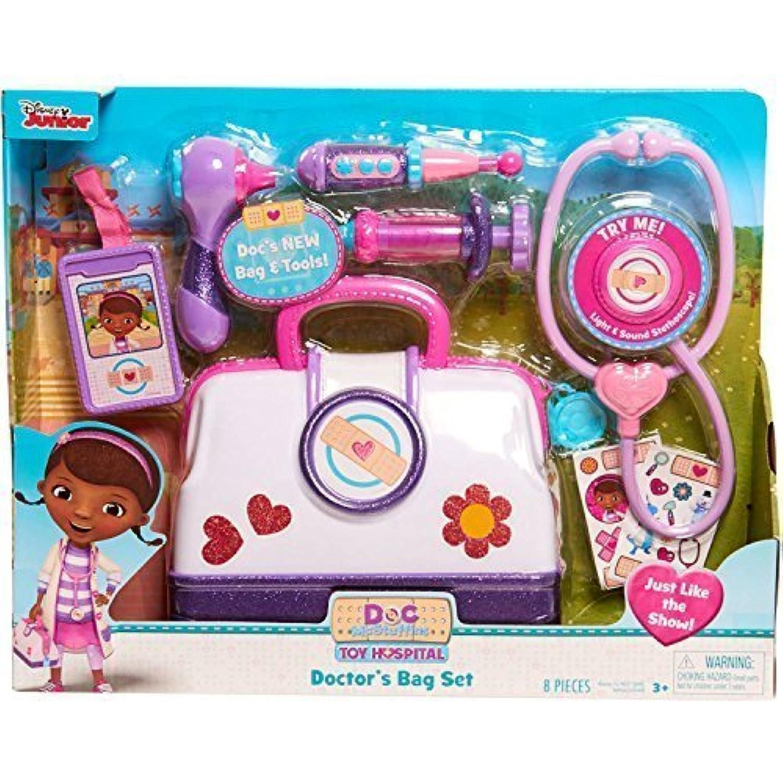 Disney Doc Mcstuffins Toy Hospital Doctor's Bag Set by Disney [並行輸入品]