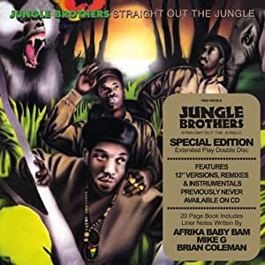 STRAIGHT OUT THE JUNGLE (DELUXE EDITION)