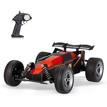 TAKUMI ラジコンカー オフロード ドリフト 1:24加速可 防水 二輪駆動 22x14.5x8cm