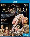 ヘンデル : 歌劇 「アルミニオ」 (全曲) (George Frideric Handel : Arminio / Max Emanuel Cencic | Armonia Atenea | George Petrou) [Blu-ray] [輸入盤] [日本語帯・解説付]