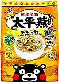 熊本 ご当地グルメ 元祖 太平燕 (たいぴーえん) チキン味 5食入X3個セット (くまモン マグカップサイズ イケダ食品)