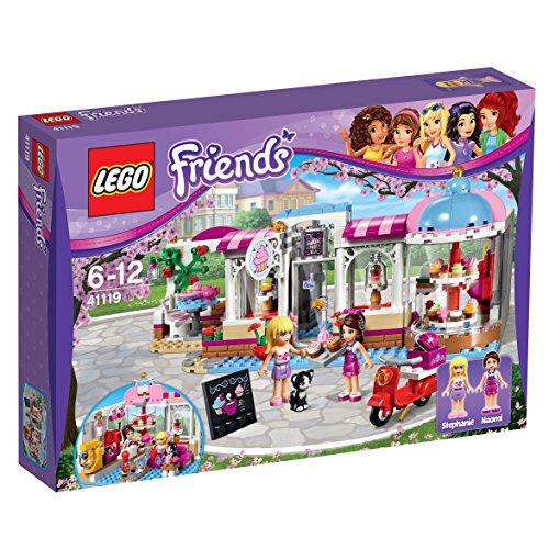 レゴ (LEGO) フレンズ カップケーキカフェ 41119