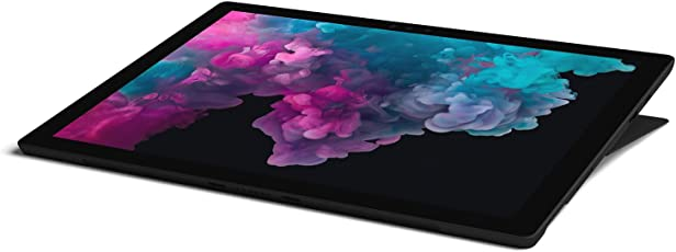 マイクロソフト Surface Pro 6 [サーフェス プロ 6 ノートパソコン] 12.3型 Core i5/256GB/8GB ブラック KJT-00023