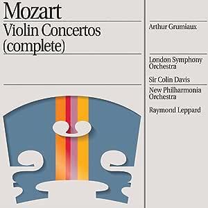 Violin Concerti 1-5