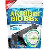 アクリビス バイオ BB弾 [ 集弾性重視 ] (0.25g : 6,000発 1.5kg ホワイト)