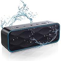 Bluetooth スピーカー ワイヤレススピーカー IPX7防水 風呂 高音質 ステレオ ブルートゥーススピーカー ポ…