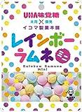 UHA味覚糖 レインボーラムネミニ 袋 40g ×6袋