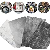 Evanto 2枚両面の撮影 背景シート バックペーパー フォトスタイリング 背景紙 商品の写真 撮影道具 42x66cm