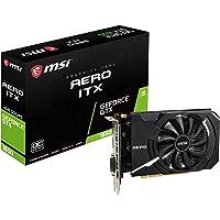 MSI GeForce GTX 1650 AERO ITX 4G OCV1 グラフィックスボード VD7301