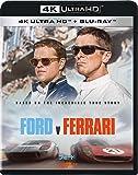 フォードvsフェラーリ 4K UHD [4K ULTRA HD+ブルーレイ] [Blu-ray]
