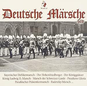 """Deutsche M""""Rsche"""