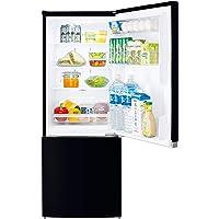 東芝 2ドア ミニ冷凍冷蔵庫 153L GR-R15BS-K セミマットブラック