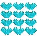Kids Gloves Magic Knit for Girls/Boys | Set of 12