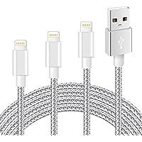 iPhone 充電ケーブル ライトニングケーブル mfi認証 1M+2M+3M 3本セット アイホン 充電ケーブル Li…