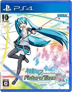 初音ミク Project DIVA Future Tone DX - PS4