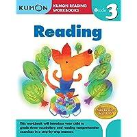 Reading: Grade 3 (Kumon Reading Workbook)