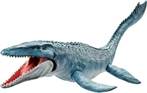 ジュラシック・ワールド ビッグ&リアル! モササウルス 【全長:71.1㎝】 FNG24