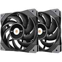 Thermaltake TOUGHFAN 12 2本セット PCケースファン 120mm CL-F082-PL12BL…
