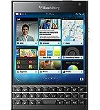【日本正規代理店品】 BlackBerry Passport Black SIMフリースマートフォン ブラックベリー 32GB Touch-Enabled QWERTY キーボード caseplay FOX