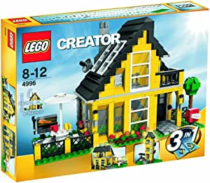 レゴ (LEGO) クリエイター コテージ 4996