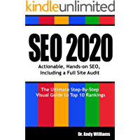 SEO 2020: Actionable, Hands-on SEO, Including a Full Site Au…