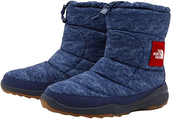 ノースフェイス(THE NORTH FACE) Nuptse Bootie WP ?X Logowar NF51784 (DB)