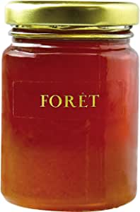 L'ABEILLE ラベイユ はちみつ 蜂蜜 フランス 森のはちみつ FORET 125g