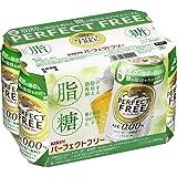 キリン パーフェクトフリー 350ml×6缶パック [機能性表示食品]×6本