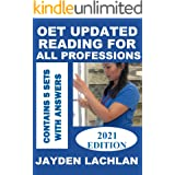 OET Updated Reading For All Professions: 5 Sample Tests with Answers (2021 Edition)